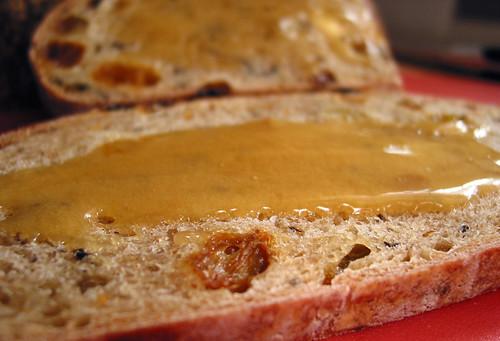 Manuka Honey on Stupendous Toast
