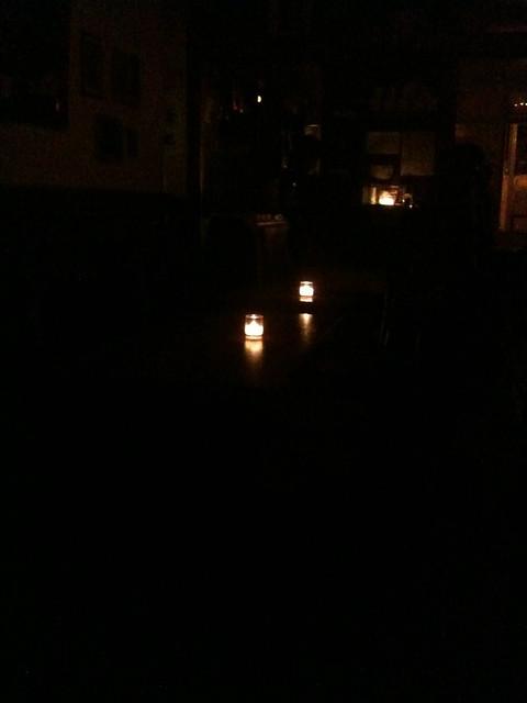 Candles in Brooklyn