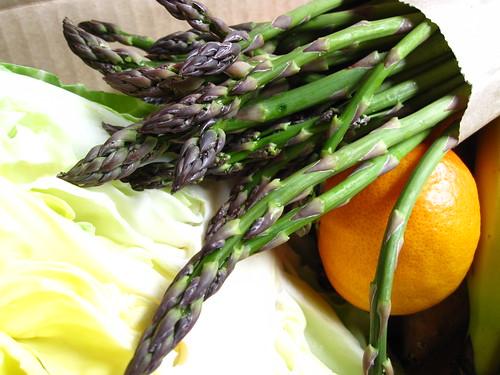 stunning asparagus