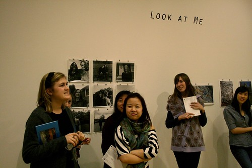 """Look at Me"": Opening Reception"