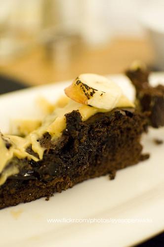 brownie detail