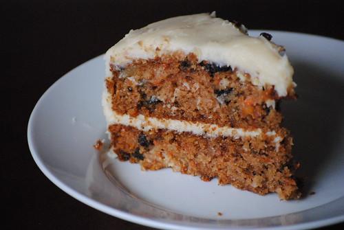 Ladyberd S Kitchen Super Moist Carrot Cake With Cream