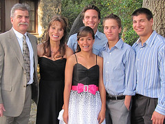 My Sister Janet & Her Family