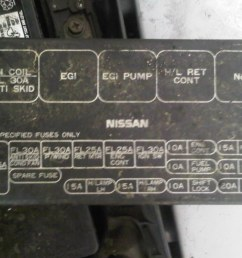 240sx fuse box diagram wiring diagram blog91 nissan 240sx electrical fuses box 10 [ 1024 x 768 Pixel ]