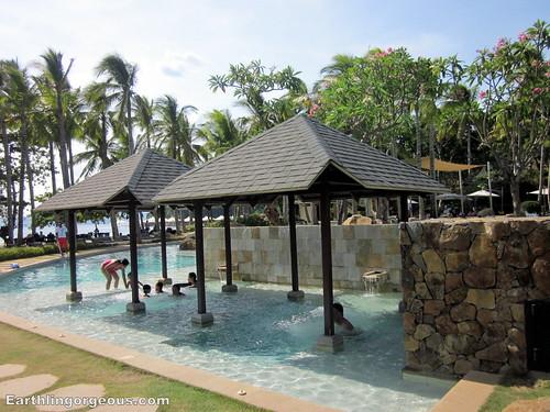 jacuzzi pool at Anvaya