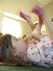 Test Knit Sock