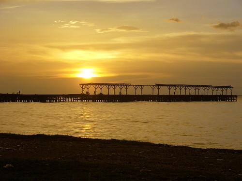 la Ceiba old dock