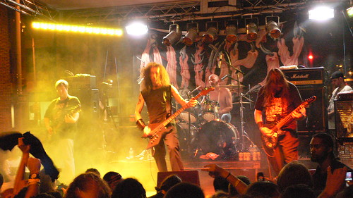 Autopsy at Maryland Deathfest VIII