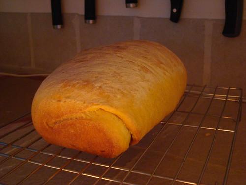 Cinnamon Swirl Pumpkin Yeast Bread
