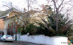 Calle Velintonia número 3: casa de Vicente Ale...