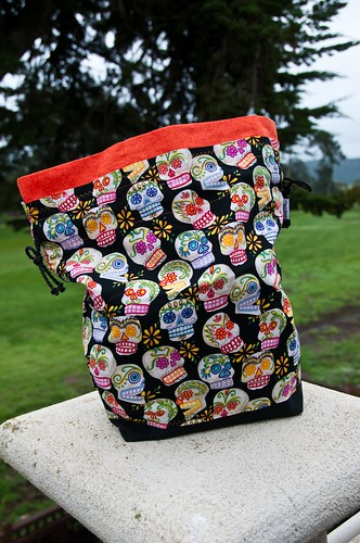 Slipped Stitch Studios bags