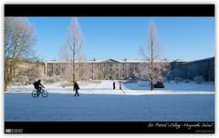 Winter in St. Joseph's Square