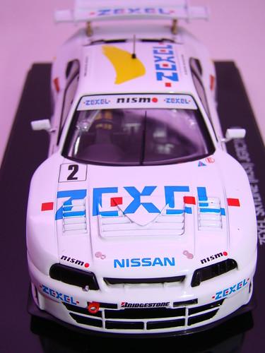 EBBRO ZEXEL SKYLINE R33 JGTC 1998 (3)