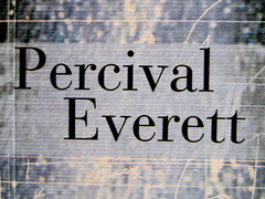 Percival Everett, Deserto americano, Nutrimenti 2009; art director: Ada Carpi, alla cop.: [frame da: The Crossing, 1996 Video/sound installation, ©Bill Viola], (part.), 2