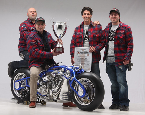Garage 65 of Italy AMD European Champions 2010
