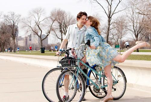 Bike Love by Dream Dottie.