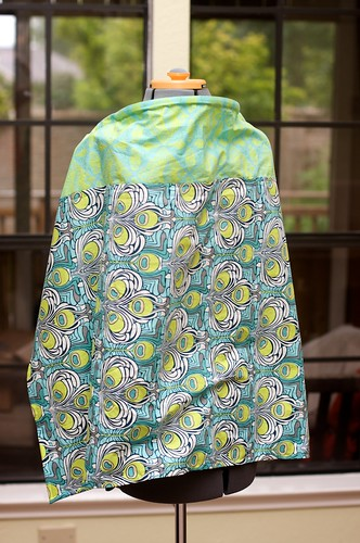 Custom New Mama Set - Nursing Cover