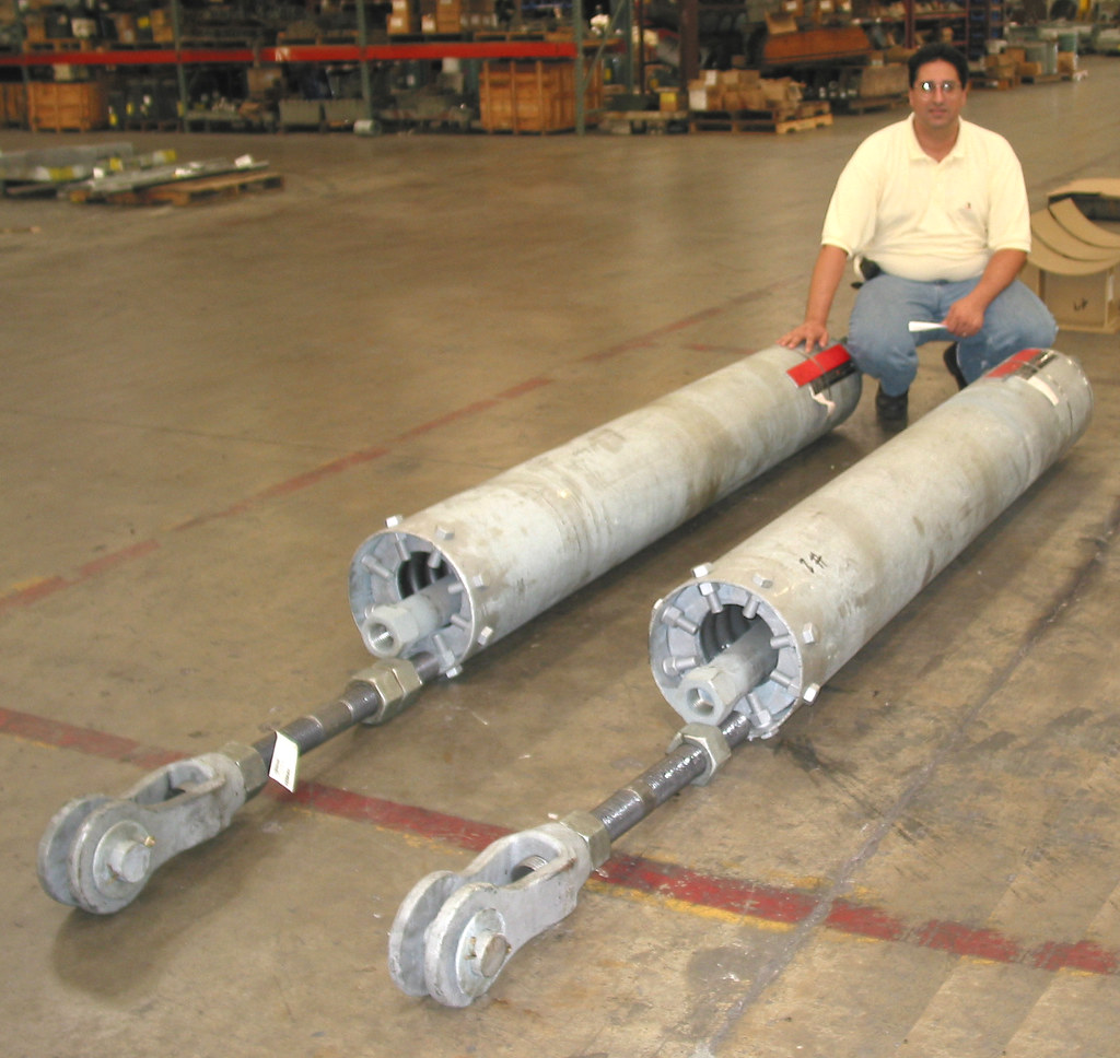 24 500 Lb Load Ptp 8 Type C Variable Spring Assemblies