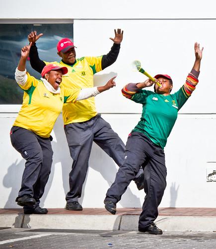 World Cup Vuvuzela Soccer Fun