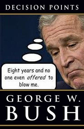 Bush-Blowme