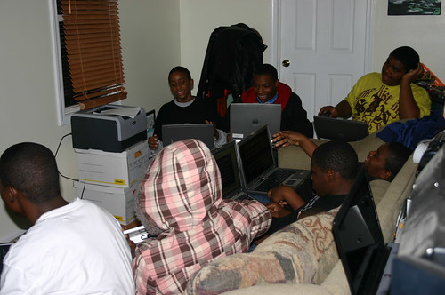 Computer Literacy Program - IT Jobs - Smiles During Lecture