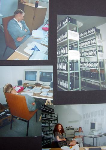 "Post production at ""Das wahre Leben"""