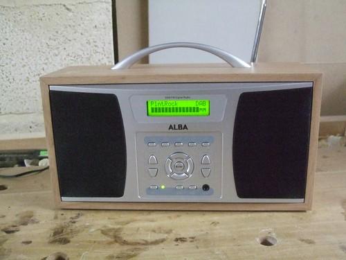 DAB Digital Radio for my Workshop.