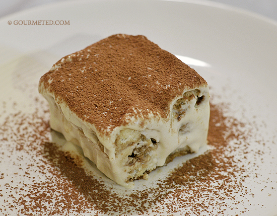 Tiramisu by Gourmeted.com