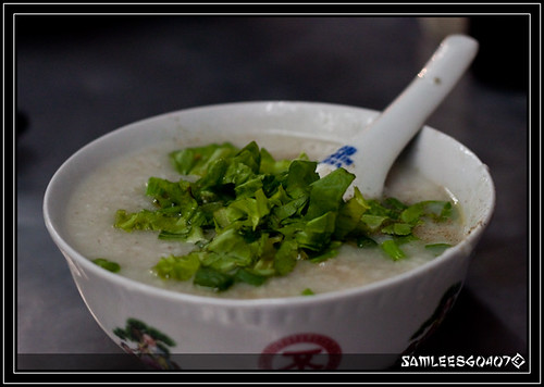 cinta street fish porridge @ Penang-2