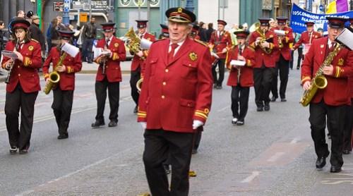 Manchester Irish Parade 2010