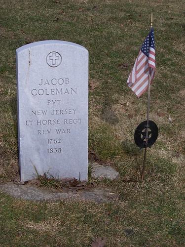 Jacob Coleman