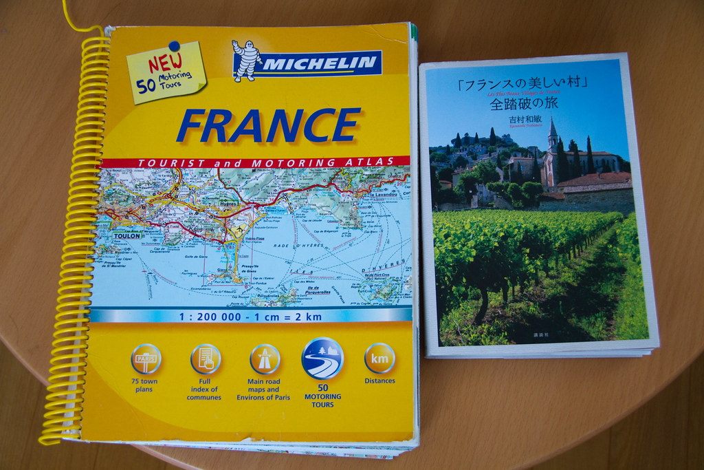 Planing 2010 France Tour No.1