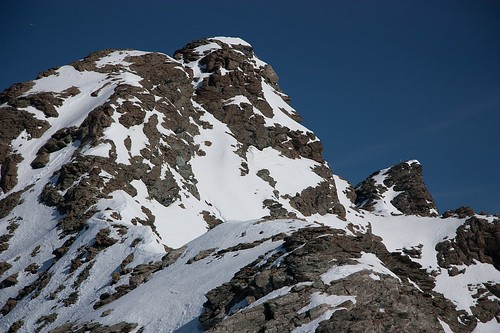 Monte Orsiera - anticima Sud