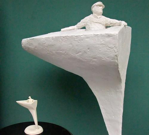"""Lars Elling: """"Aktenfor tvers"""" (2010)"""