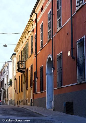 Mantova Street urban Italy Italia Mantua architecture