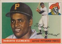 1955 Topps Roberto Clemente