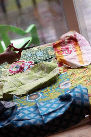 Tablecloth...