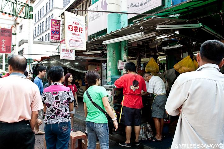 Qi Chiong Gai Salted Duck @ Kuala Lumpur-3