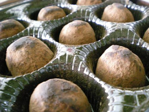 Chocolate truffles 2