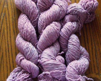 Purple Hand dye