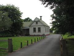 Old Flat Bush School House - the venue