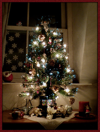 My Christmas Tree 2009