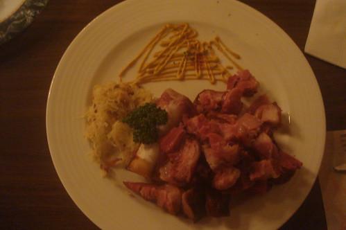 德國烤豬腳