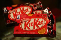 KitKat Raspberry & Passion Fruit