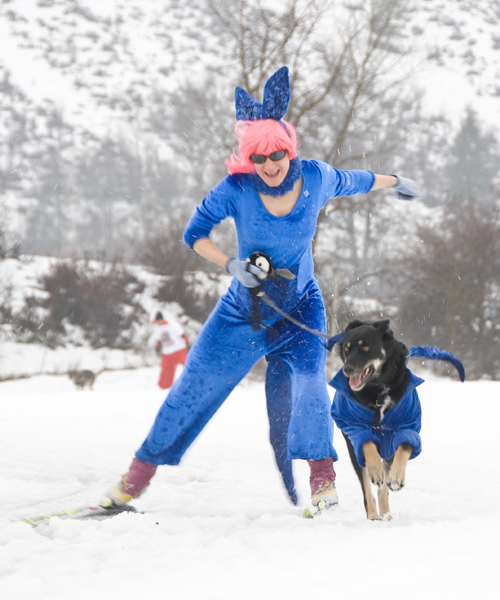 Methow Valley Doggie Dash