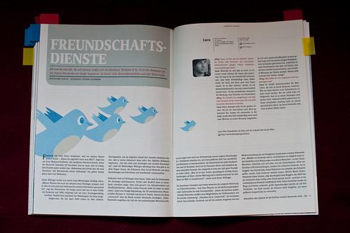 Bericht über soziale Netzwerke