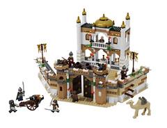 7573 LEGO Battle of Alamut