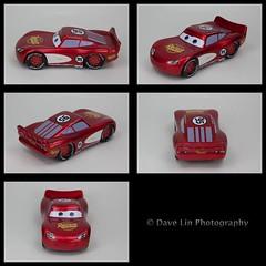 Lighting McQueen Red