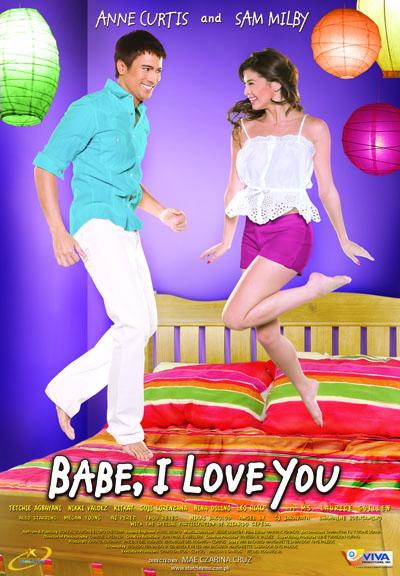 BabeILoveYou-poster