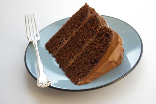 Chocolate Cake slice II